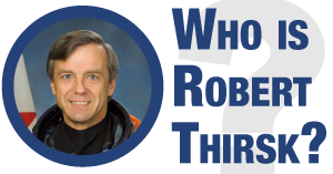 who-is-Robert-Thirsk