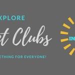 Explore Comet Clubs