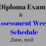 Diploma Exam June 2018