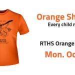 RTHS Orange Shirt Day