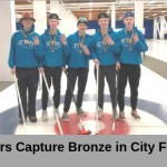 Curlers Capture Bronze in City Finals! (1)